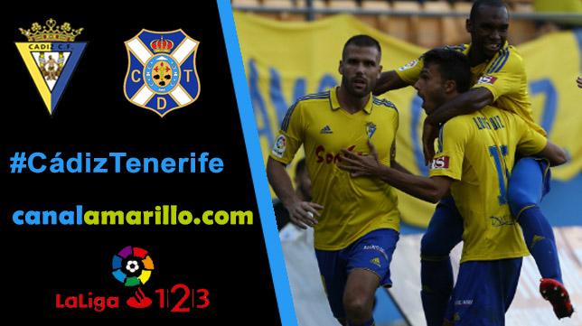 El Cádiz CF quiere dar el primer paso en el play off