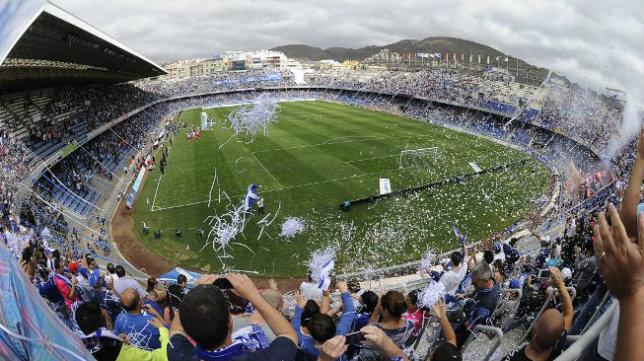 El Estadio Heliodoro Rodríguez López presentará un gran ambiente.