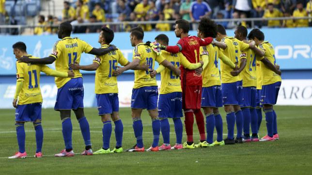 La temporada del Cádiz CF 2016/17 se ha basado en la unidad.
