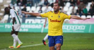 Ortuño se enfrentará al Cádiz CF este año.