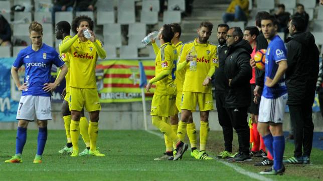 El Cádiz CF ha perdido sus dos partidos este año ante el Oviedo.