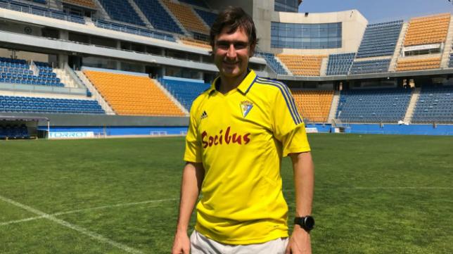 Andrés Fleurquin en su visita a Carranza (Foto: CCF)