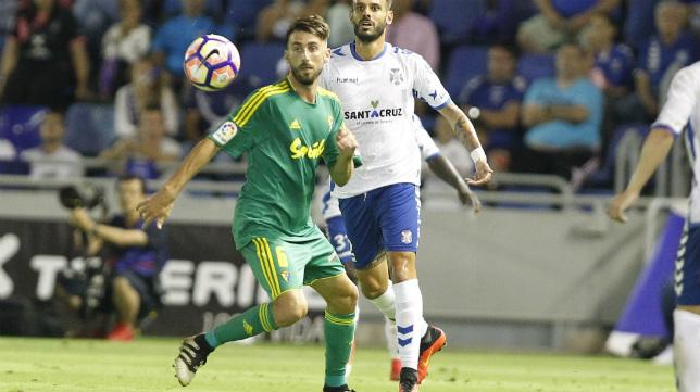El Cádiz CF acabó eliminado del 'play off' de ascenso en Tenerife.