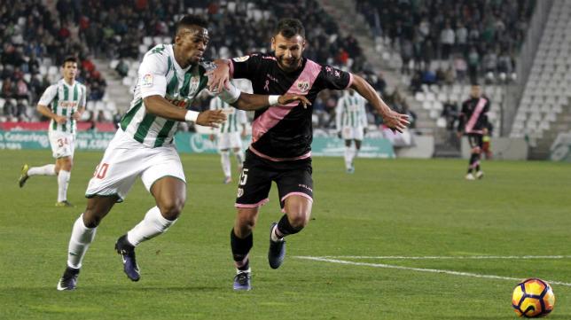 Moha Traoré, del Córdoba al Cádiz CF.