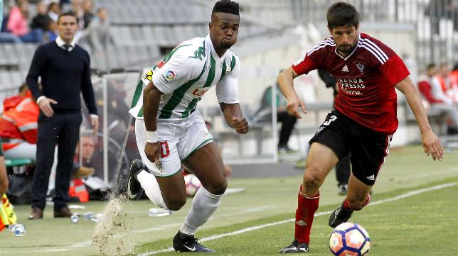 Moha Traoré es el único jugador que ha contratado el Cádiz CF.