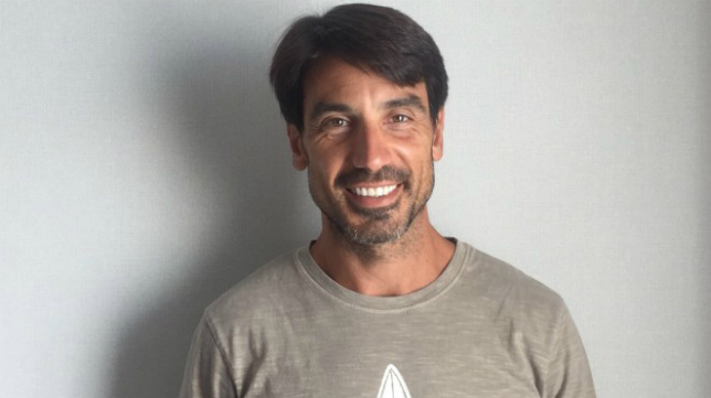 Patricio Pérez-Fon, nuevo preparador físico del Cádiz CF (Foto: CCF)