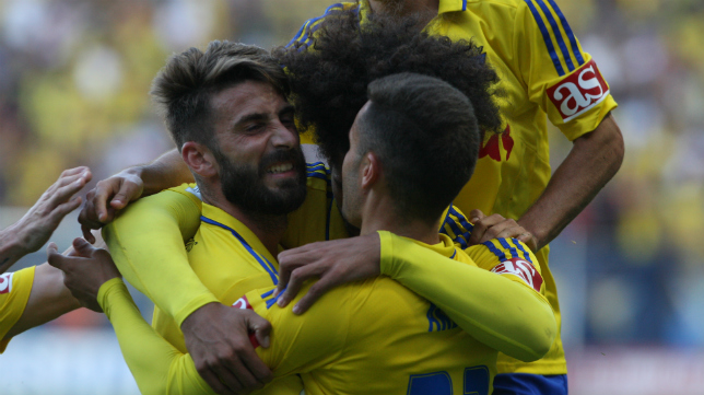 El Cádiz CF está completando una temporada de ensueño