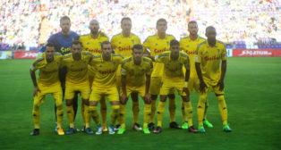 Once del Cádiz CF ante el Valladolid en Zorrilla