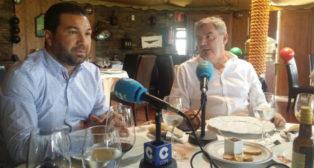 Manuel Vizcaíno y Juan Carlos Cordero estuvieron en El Timón de Roche con 'Deportes COPE Cádiz'.