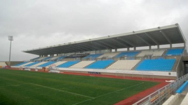 El Cádiz CF jugará en el Estadio Artés Carrasco ante el Lorca Deportiva.