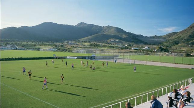 El Cádiz CF contará con magníficas instalaciones en La Manga.