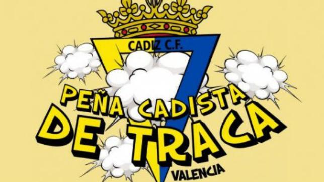 La peña cadista De Traca se encuentra en Valencia.