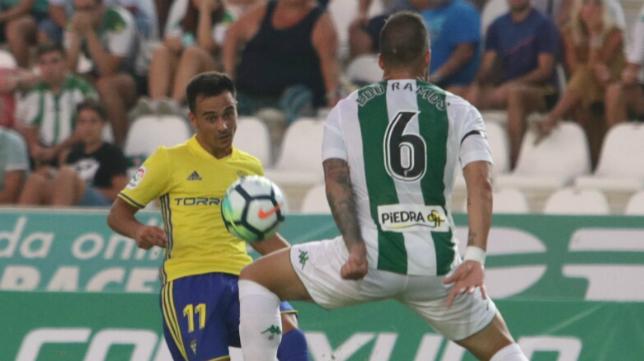 Álvaro García es uno de los estandartes de este Cádiz CF.