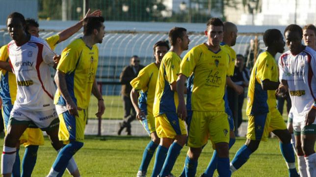 El Cádiz CF jugó en enero de 2011 un amistoso en Benalup ante un conjunto austriaco.