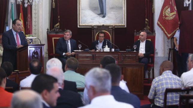 Presentación de la LXIII edición del Trofeo Carranza.