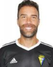 Alberto Cifuentes, guardameta del Cádiz CF.