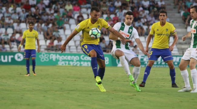El Córdoba visitará al Cádiz CF la próxima semana.