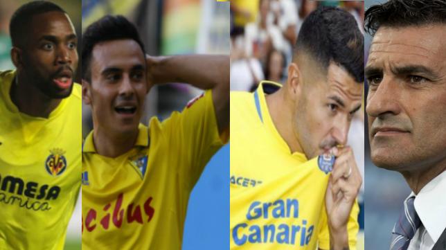 Bakambú, Álvaro García, Vitolo y Michel, algunas de las estrellas de este Trofeo Carranza