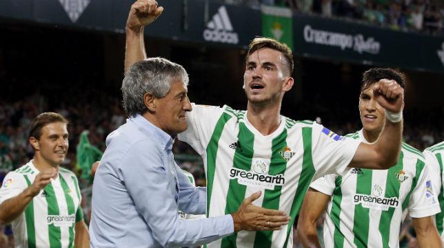 El Betis será el rival del Cádiz CF.