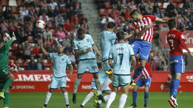 El Sporting de Gijón visitará Reus.