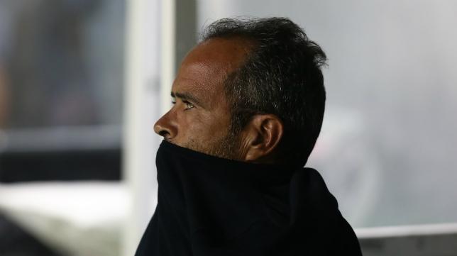 Álvaro Cervera tiene clara la línea a seguir por el Cádiz CF.