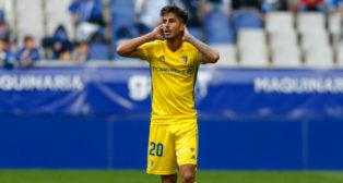 El Cádiz CF sufrió en Oviedo su primera derrota de la temporada.