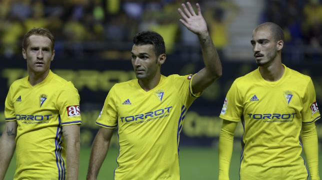 Barral no seguirá en el Cádiz CF.