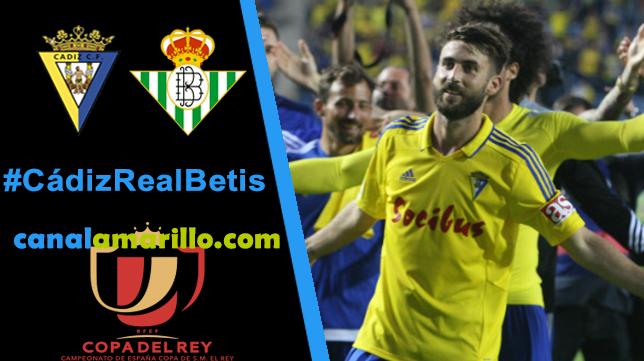 El Cádiz quiere dar una buena imagen ante el Betis en Copa