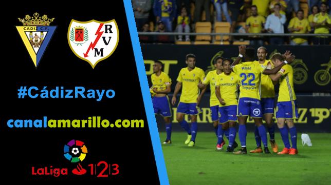 El Cádiz solo puede ganar ante el Rayo