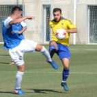 Cádiz CF B y Guadalcacín empataron sin goles en El Rosal. Foto: Cádiz CF.