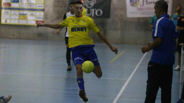El Cádiz CF Virgili pasa por un buen momento de forma.