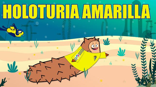 Peña cadista Holoturia Amarilla. Foto: Holoturia Amarilla.