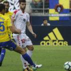 El Cádiz CF perdió dos puntos en casa.