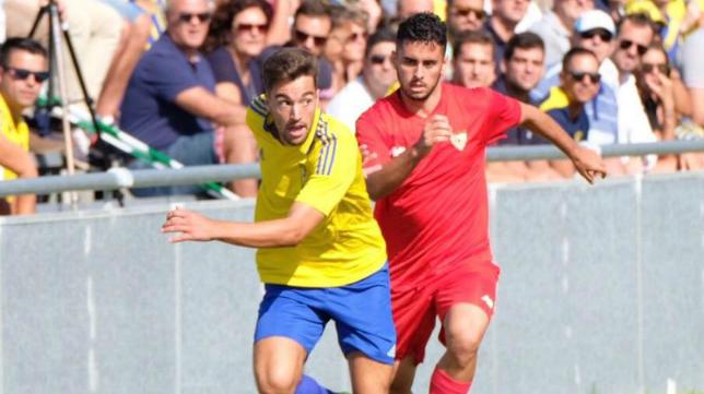 El Cádiz CF B comparte ahora su liderato con el Algeciras.