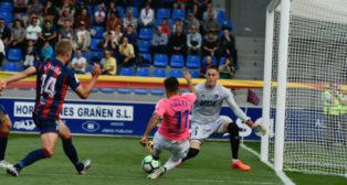 El Cádiz CF sigue con su caída libre.