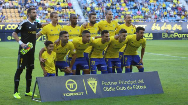 El Cádiz CF de Cervera ilusiona a sus seguidores.