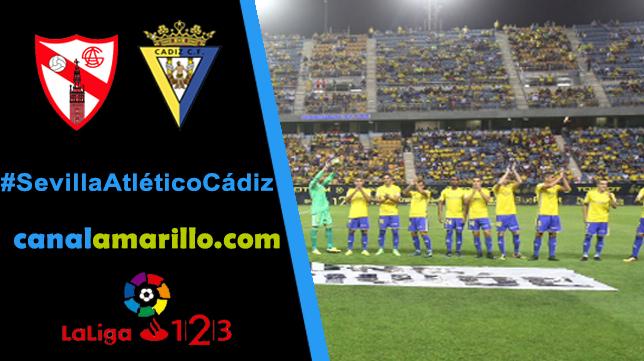 El Cádiz CF quiere poner fin a su mala racha en Sevilla
