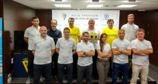 Torrot y el Cádiz CF estarán unidos durante al menos tres años