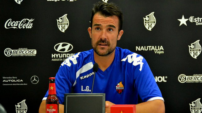 Artiz López Garai, entrenador del Reus.
