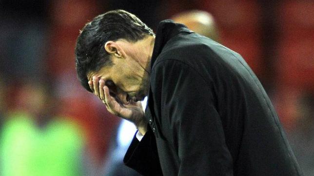 El Athletic de Cuco Ziganda sufrió una eliminación histórica.