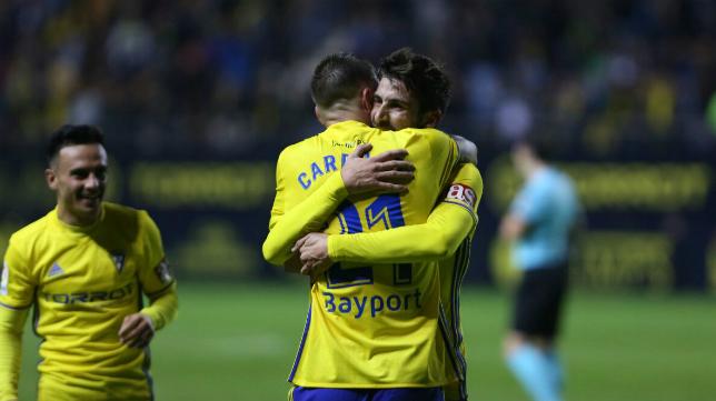 El gol de Carrillo fue determinante ante el Reus.