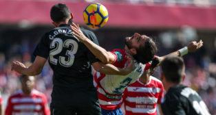 El líder Granada se estrellaba este domingo ante el colista Sevilla Atlético.