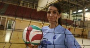 Lorena Weber, entrenadora del sénior masculino del Cádiz CF 2012.