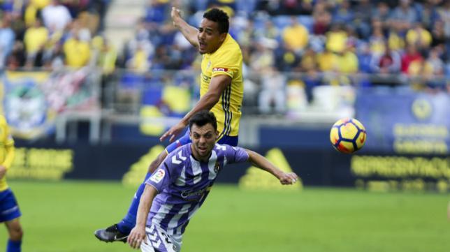 El Cádiz CF se impuso 1-0 en el partido de ida celebrado en noviembre del año pasado.