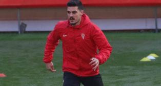 Sergio Álvarez no podrá jugar ante el Cádiz CF.
