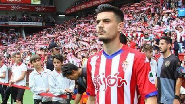Sergio Álvarez no estará ante el Cádiz CF este domingo.