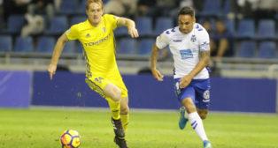 El Cádiz CF visitará al Tenerife en la segunda ronda copera.