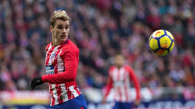 El Atlético de Griezmann ya está en cuartos de final de la Copa del Rey.