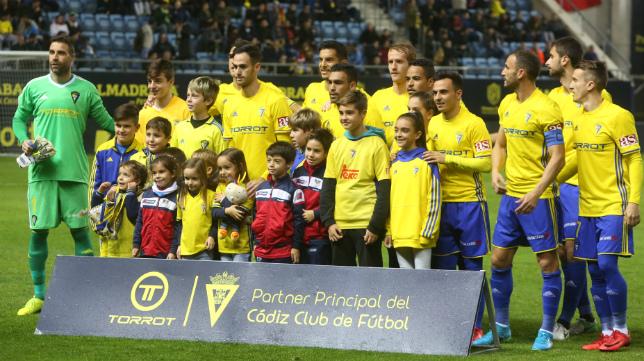 Cifuentes no pudo conseguir el récord histórico del Cádiz CF.