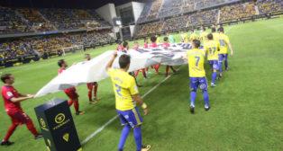 El Cádiz CF recibirá al Sevilla el 3 de enero.